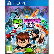 Ben 10: Power Trip - PS4 - Console Game