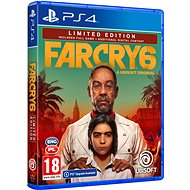 Far Cry 6: Limited Edition - PS4 - Console Game