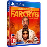 Far Cry 6: Gold Edition - PS4 - Console Game