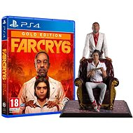 Far Cry 6: Gold Edition + Antón and Diego Figures - PS4 - Console Game