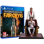 Far Cry 6: Ultimate Edition + Antón and Diego Figures - PS4 - Console Game