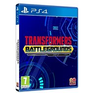 Transformers: Battlegrounds - PS4 - Console Game