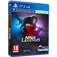 Ninja Legends - PS4 VR - Console Game