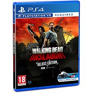 The Walking Dead: Onslaught - Deluxe Edition - PS4 VR - Console Game