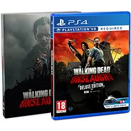 The Walking Dead: Onslaught - Steelbook Edition - PS4 VR - Console Game