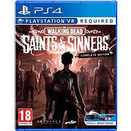 The Walking Dead: Saints and Sinners - Complete Edition - PS4 VR