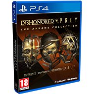 Dishonored and Prey: The Arkane Collection - PS4 - Console Game