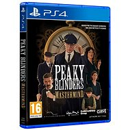 Peaky Blinders: Mastermind - PS4 - Console Game