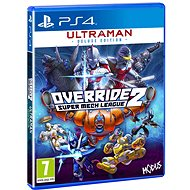 Override 2: Super Mech League - Ultraman Deluxe Edition - PS4 - Console Game