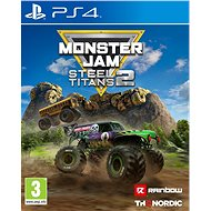 Monster Jam: Steel Titans 2 - PS4 - Console Game