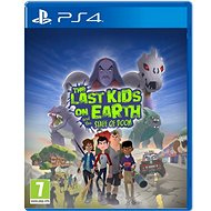 The Last Kids on Earth and the Staff of Doom - PS4 - Console Game