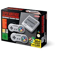 Nintendo Classic Mini - Super Nintendo Entertainment System ( SNES ) - Game Console