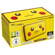Nintendo NEW 2DS XL Pikachu Edition - Game Console
