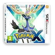 Pokémon X - Nintendo 3DS - Console Game