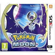 Pokémon Moon - Nintendo 3DS - Console Game