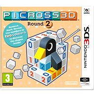 Picross 3D Round 2 - Nintendo 3DS - Console Game