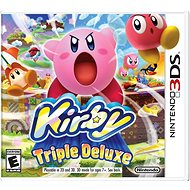 Kirby Triple Deluxe - Nintendo 3DS - Console Game