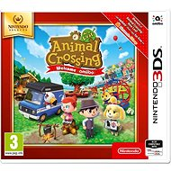 Animal Crossing New Leaf - Welcome amiibo - Nintendo 3DS - Console Game