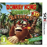 Donkey Kong Country Returns Select - Nintendo 3DS - Console Game