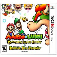 Mario & Luigi: Bowser's Inside Story + Bowser Jrs Journey - Nintendo 3DS - Console Game