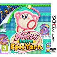 Kirby's Extra Epic Yarn - Nintendo 3DS - Console Game