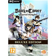 BLACK CLOVER: QUARTET KNIGHTS Deluxe Edition (PC) Steam DIGITAL - PC Game