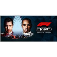 F1 2019 Anniversary Edition Steam PC DIGITAL - PC Game