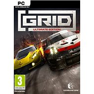 GRID Ultimate Edition Steam PC DIGITAL - PC Game