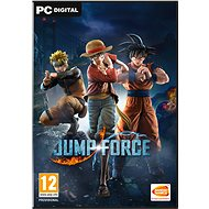 Jump Force Deluxe Edition (PC) Steam DIGITAL - PC Game