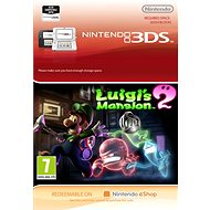Luigi's Mansion 2 - Nintendo 2DS / 3DS Digital - Console Game