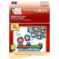 Mario & Luigi: Dream Team Bros. - Nintendo 2DS / 3DS Digital - Console Game
