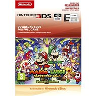 Mario & Luigi: Superstar Saga + Bowser's Minions - Nintendo 2DS/3DS Digital - Console Game