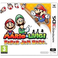 Mario and Luigi: Paper Jam Bros - Nintendo 2DS/3DS Digital - Console Game