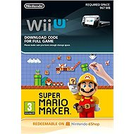 Mario Maker - Nintendo Wii U Digital - Console Game