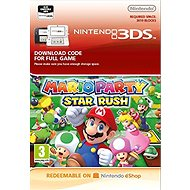 Mario Party Star Rush - Nintendo 2DS/3DS Digital - Console Game