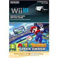 Mario Tennis Ultra Smash - Nintendo Wii U Digital - Console Game