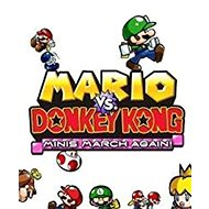 Mario vs Donkey Kong: Nintendo 2DS / 3DS Digital - Console Game