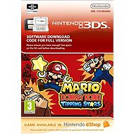 Mario vs Donkey Kong: Nintendo 2DS / 3DS Digital Tipping Stars - Console Game