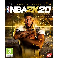 NBA 2K20  Deluxe (PC)  Steam DIGITAL - PC Game