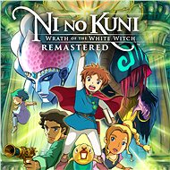 Ni no Kuni: Wrath of the White Witch Remastered (PC)  Steam + BONUS DIGITAL - PC Game