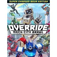 Override: Mech City Brawl Super Mega Charged Edition (PC)  Steam DIGITAL - PC Game