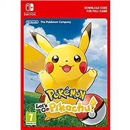 Pokémon Let's Go Pikachu! - Nintendo Switch Digital