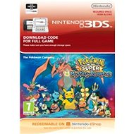 Pokemon Super Mystery Dungeon - Nintendo 2DS / 3DS Digital - Console Game