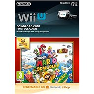 Super Mario 3D World - Nintendo Wii U Digital - Console Game