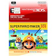 Super Mario Maker - Nintendo 2DS / 3DS Digital - Console Game