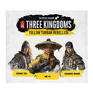 Three Kingdoms - Yellow Turban Rebellion DLC (PC) - PC Game