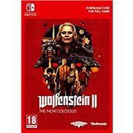 Wolfenstein II: The New Colossus - Nintendo Switch Digital - Console Game