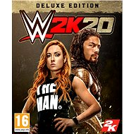 WWE 2K20 Deluxe Edition (PC)  Steam DIGITAL - PC Game