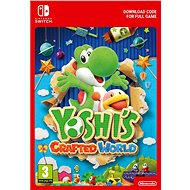 Yoshi's Crafted World - Nintendo Switch Digital - Console Game