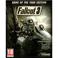 Fallout 3 Game Of The Year Edition - PC DIGITAL - PC Game